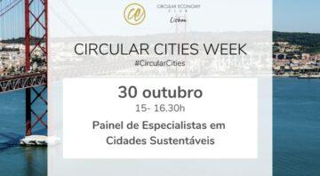 Debate Sobre Cidades Sustentáveis – o caso de Lisboa