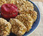 Nuggets de grão de bico